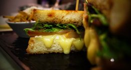Recipe: Luxe Grilled Cheese