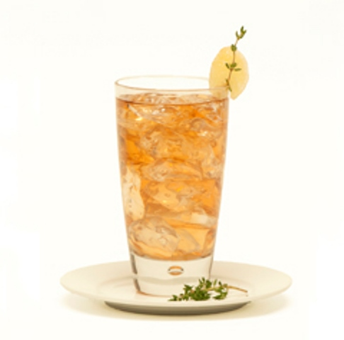 Peachy-Ginger Tea Thyme Drink (square)