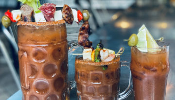 Start the New Year with National Bloody Mary Day on January 1st.