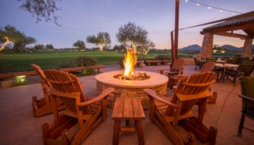 Grayhawk Golf Club Offers Four Patio Dining Experiences