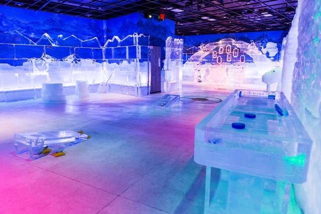 Polar Play Now Open in Scottsdale