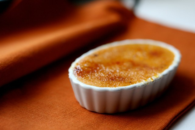 Recipe: Pumpkin Pie Creme Brulee