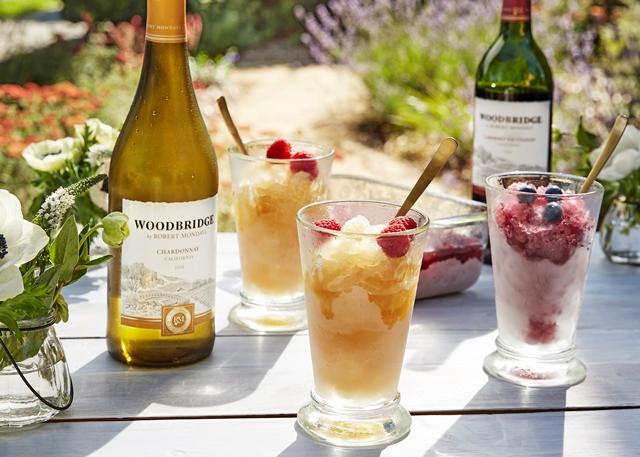 Recipe: Red or White Wine Granita