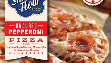 Grocery Great:  Smart Flour Foods' Ancient Grain Pizza