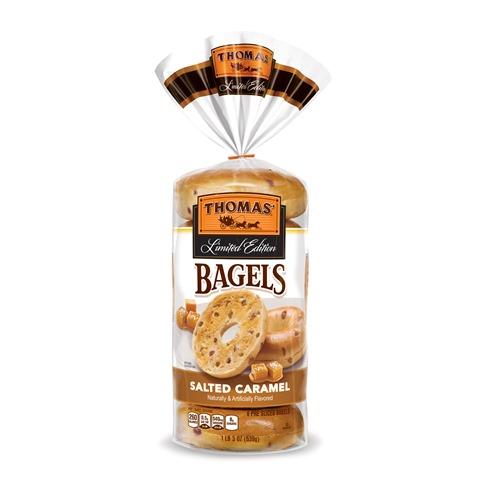 Salted Caramel BAgel