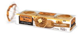 Grocery Great: Limited Edition Salted Caramel English Muffins and Bagels