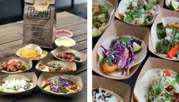 A Sneak Peek Into the New Rusty Taco Scottsdale Location's Menu