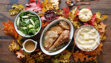Thanksgiving & Holiday Offerings from One Potato