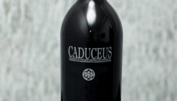 "2017 Caduceus Cellars Velvet Slippers Club Barbera named ""2020 Best In Show"""