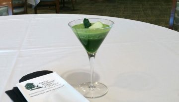 National Nutrition Month Recipe: Super Green Smoothie