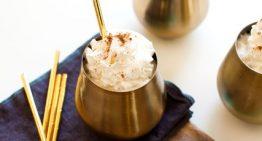 Recipe: Sparkling Pumpkin Spice Cocktail