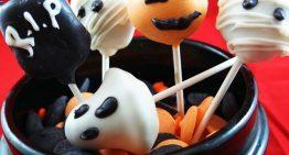 Recipe: Spooky Tofu Cake Pops