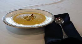 National Nutrition Month Recipe: Creamy Sweet Corn Soup
