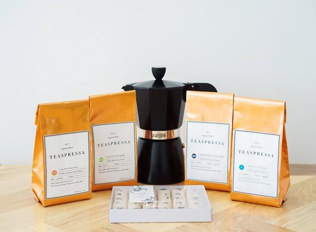 Tea Holiday Gift Set 2
