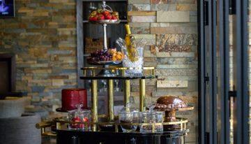 Tanzy Unveils Custom Dessert Cart
