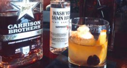 Phoenix City Grille and Garrison Brothers: The Best Damn Old Fashion