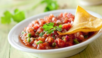March 25 – 26: My Nana's Best Tasting Salsa Challenge