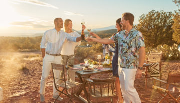 Tommy Bahama Introduces Online Ordering and 'Long Weekend Meal Kits'