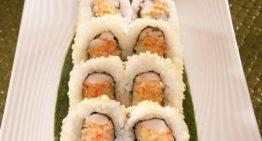 Free Sushi!