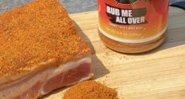 "Trapp Haus BBQ's Phil ""the Grill"" Johnson Receives ""2020 Best Rub on the Planet"""