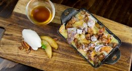 Recipe: Pink Lady Apple Bread Pudding