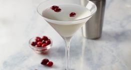 Recipe: Winter White Cosmo