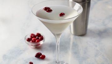 Recipe: Winter White Cosmo