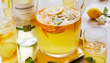 Recipe: Lemonade Wine Cooler