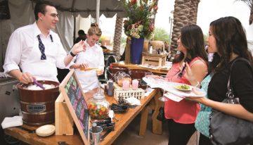Spring Culinary Festivals