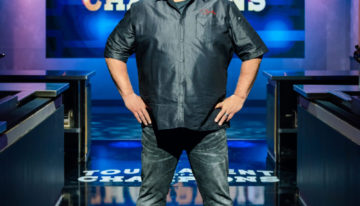 Beau Macmillan Dishes on His Experience on Food Network's Tournament of Champions