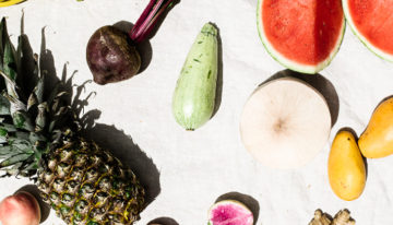 5 Beauty Foods for Getting the Glow