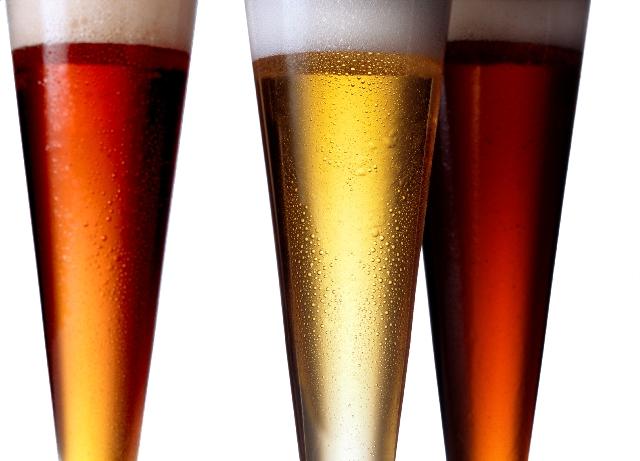 beer sleek cups