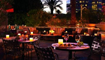 Ritz-Carlton, Phoenix Launches Chill & Grill Series