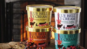 New Holiday Ice Cream Flavors