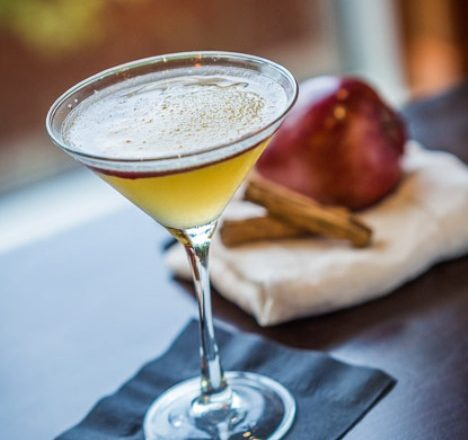 Recipes: Fall Martinis