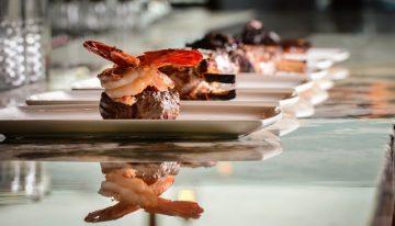 Bourbon & Bones Chophouse & Bar's Epic Cristal Dinner