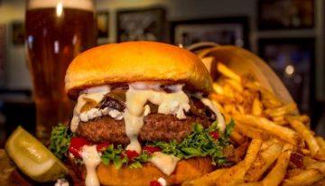 Burger Theory Dishes Up Football-Themed Eats