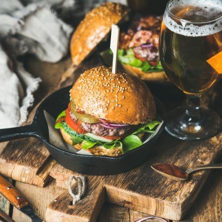 May 28: National Hamburger Day