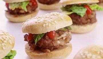 """""""Burger Daze"""" at Liberty Market"""