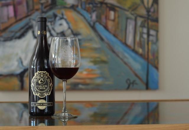 carlson creek wine bottle