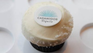 May 1: Sprinkles Debuts Casamigos Tequila Cupcake