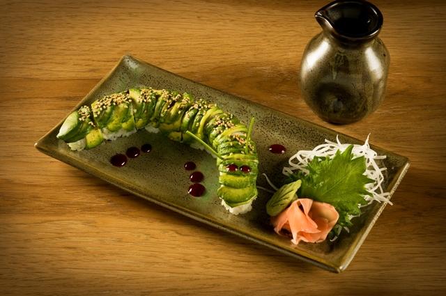 catepillar-sushi