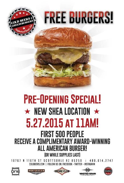 cbcb free burger