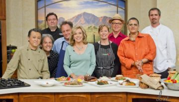 Tonight: Eight's Centennial Cooking Celebration