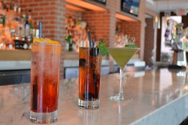 central bistro cocktails
