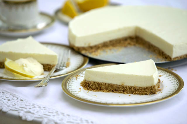 ... the best store-bought, pre-made cheesecake for holiday celebrations