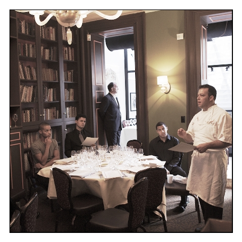 Photo Tour Local Chef At James Beard House