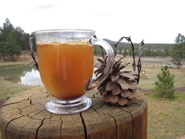 chestnut roasting cocktail