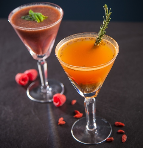 chia cocktails