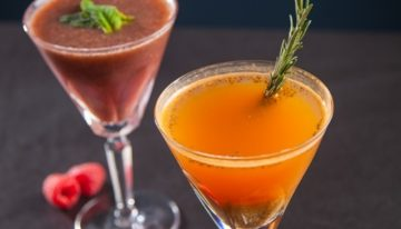 Recipes: Chia Seed Cocktails
